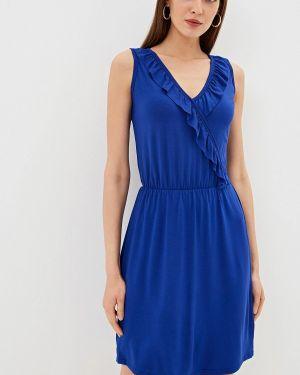 Платье синее Tenerezza