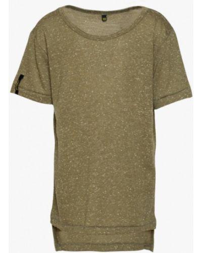 Зеленая футболка Yumster
