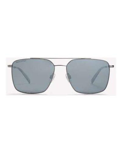 Szare klasyczne okulary Marc O Polo
