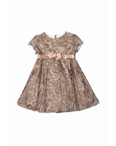 Платье коричневый Barcarola