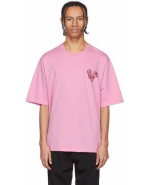 Koszula krótkie z krótkim rękawem z kołnierzem z nadrukiem Kenzo