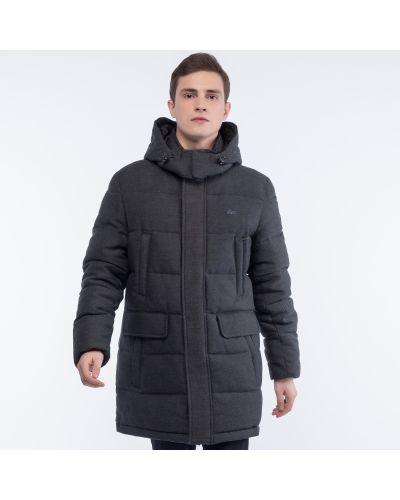Пуховик куртка шерстяной Lacoste