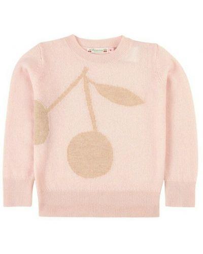 Różowy sweter Bonpoint