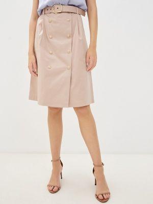 Розовая турецкая юбка Lusio