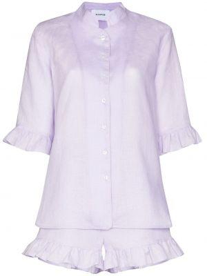 Fioletowa koszula Sleeper