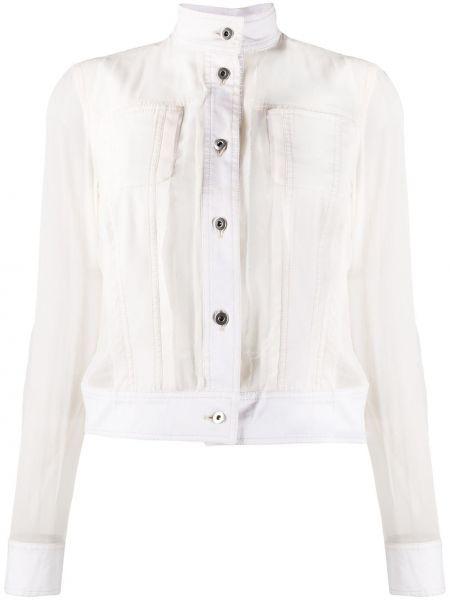 Джинсовая куртка на пуговицах Gianfranco Ferre Pre-owned