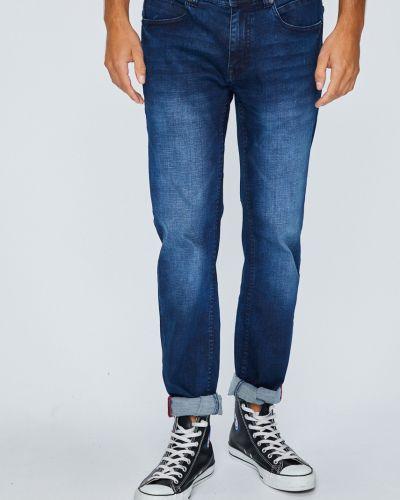 Прямые джинсы на пуговицах эластичные Medicine