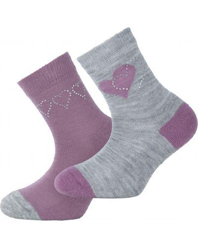 Носки фиолетовый сиреневый Mothercare