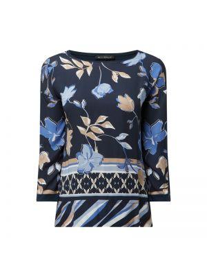 Niebieska bluzka z wiskozy Betty Barclay