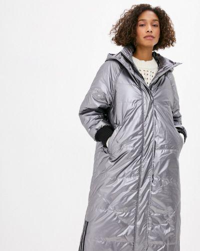 Утепленная серая куртка Pantamo
