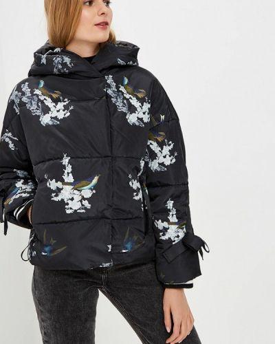 Утепленная куртка весенняя облегченная Befree