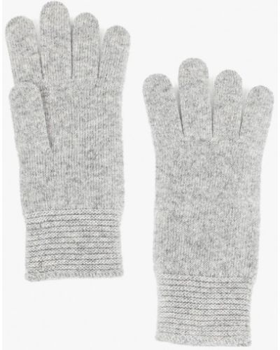 Серые перчатки текстильные United Colors Of Benetton
