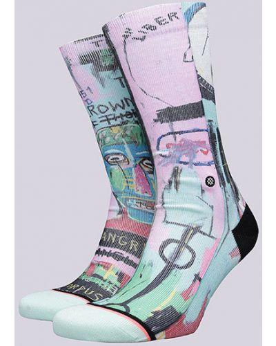Носки розовый Stance