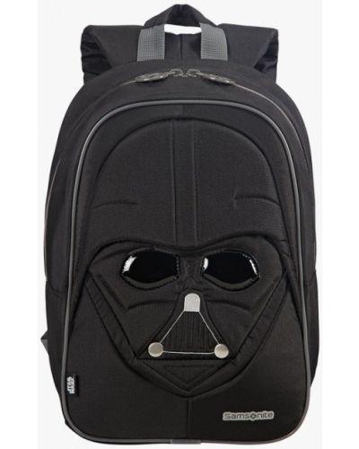 Черный рюкзак Samsonite