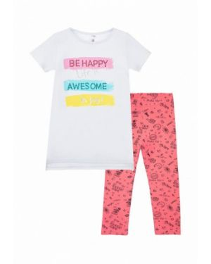 Костюмный розовый пиджак Playtoday