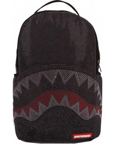 Серый рюкзак Sprayground