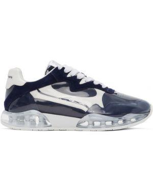 Sneakersy białe z siatką Alexander Wang