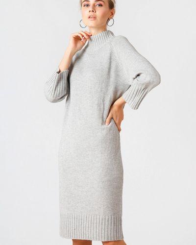 Вязаное платье осеннее Finn Flare