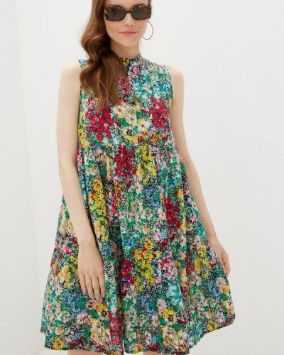 Платье летнее Арт-Деко
