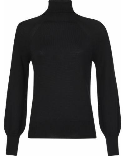Черный свитер Morgano