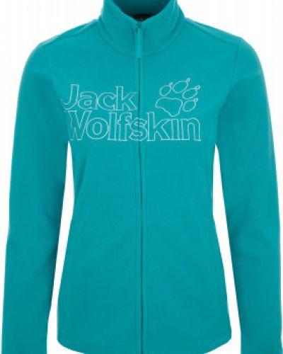 Джемпер на молнии с капюшоном Jack Wolfskin