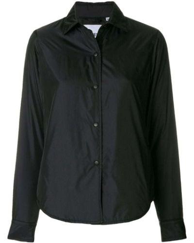 Рубашка черная Aspesi