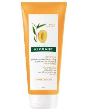 Бальзам для волос увлажняющий восстанавливающий Klorane