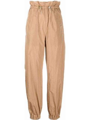 Теплые брюки - коричневые Iceberg