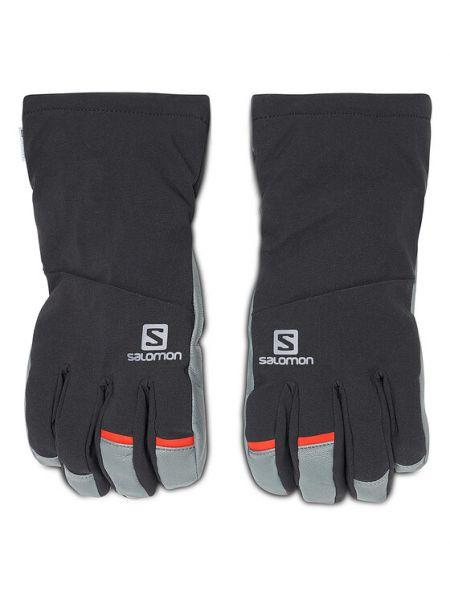 Rękawiczki narciarskie - czarne Salomon