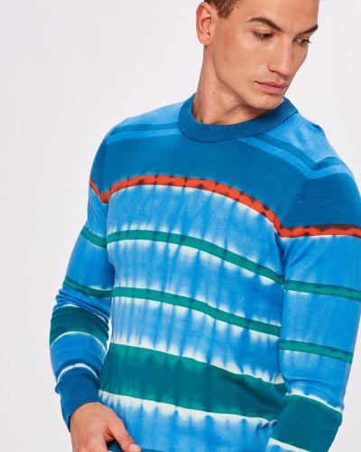 Синий свитер Diesel