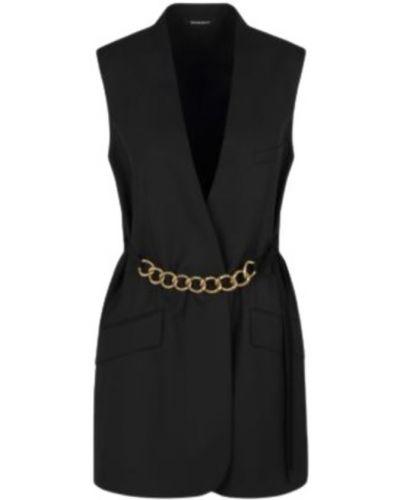 Marynarka bez rękawów - czarna Givenchy