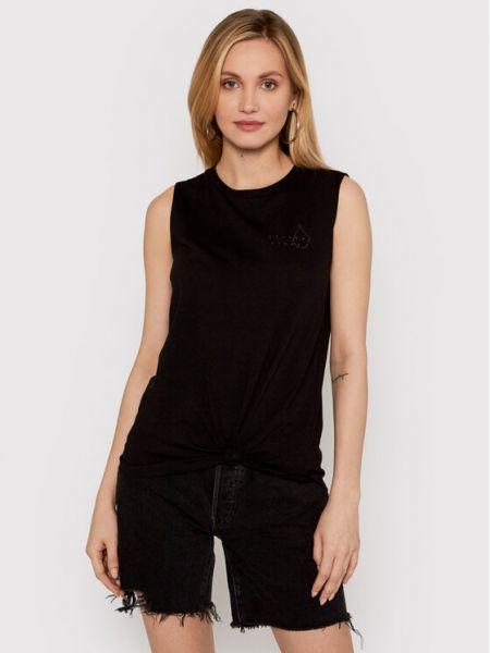 Czarna bluzka Volcom
