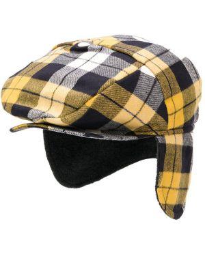 Niebieska czapka bawełniana Colorichiari