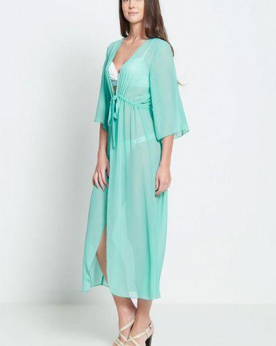 Пляжное платье - бирюзовое Donatello Viorano