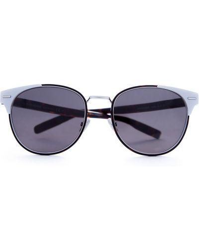 Солнцезащитные очки металлические пластиковые Dior (sunglasses) Men