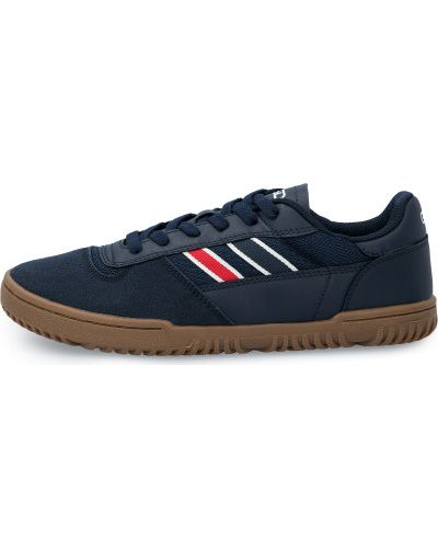 Кожаные футбольные бутсы на шнуровке Gsd