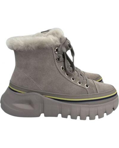 Ботинки - серые Lifexpert