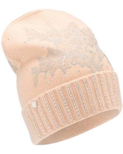 Шапка кашемировая розовый Vintage Shades