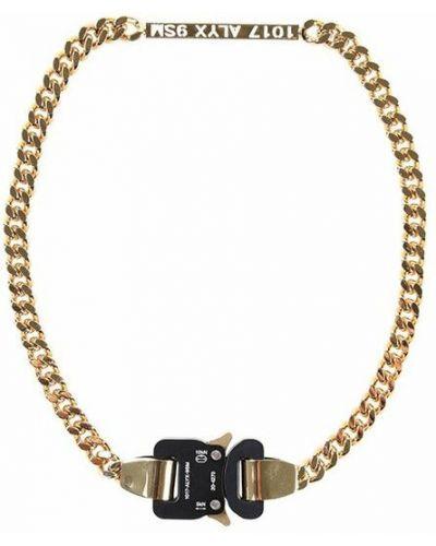 Naszyjnik łańcuch - żółty 1017 Alyx 9sm