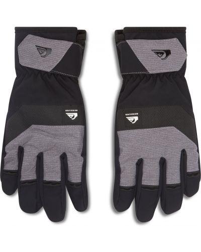 Czarne rękawiczki narciarskie Quiksilver