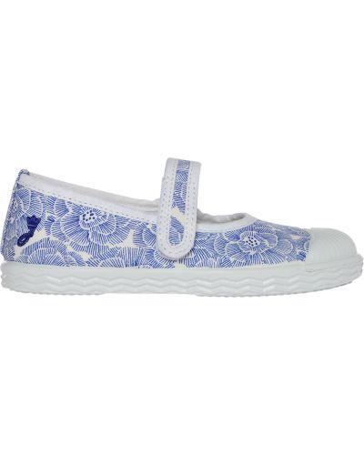 Туфли белые Jacadi Paris