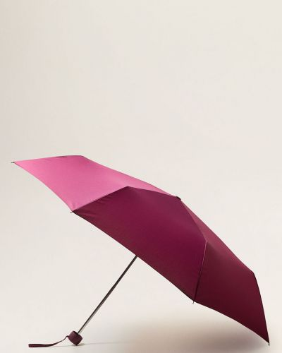 Зонт металлический малиновый Mango
