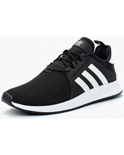 Черные кроссовки из искусственной кожи Adidas Originals