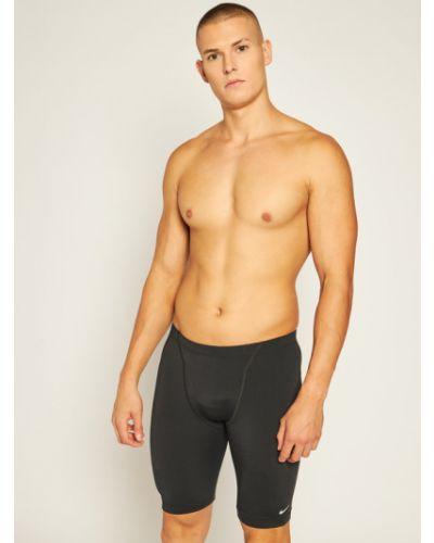 Kąpielówki - czarne Nike