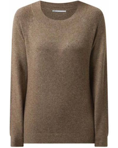 Brązowy sweter Only