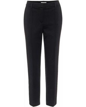 Костюмные черные классические брюки с карманами Dorothee Schumacher