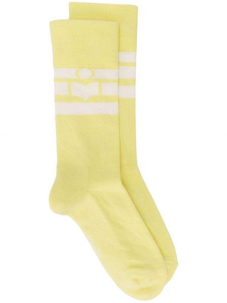 Вязаные носки Isabel Marant