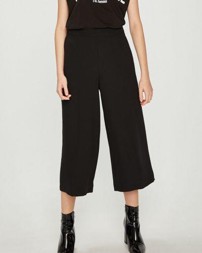 Свободные брюки с карманами с завышенной талией Answear