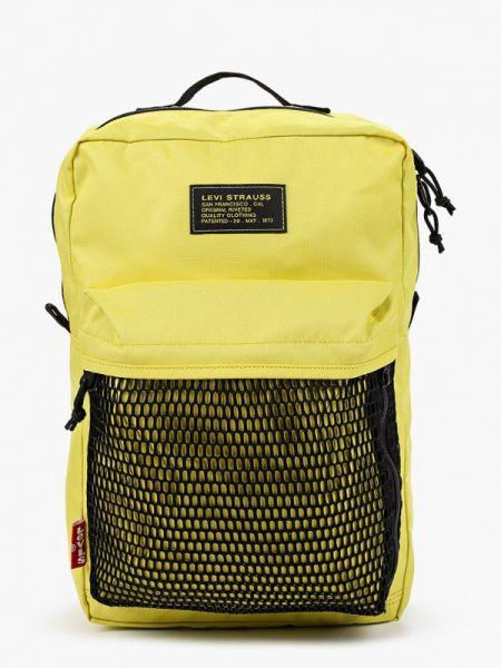 Рюкзак городской желтый Levi's®