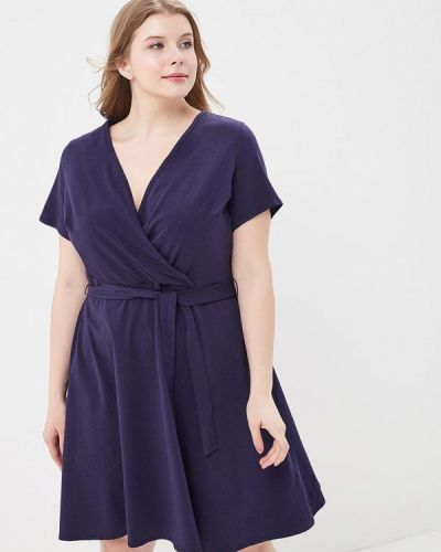 Синее платье Dorothy Perkins Curve